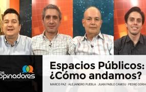 Espacios Públicos: ¿Cómo andamos?