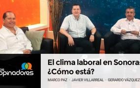 Clima laboral en Sonora