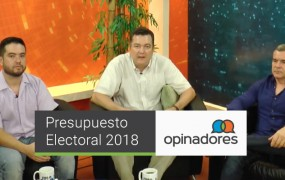 Presupuesto Electoral 2018