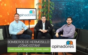 Opindadores – Bomberos de Hermosillo: ¿Cómo están?