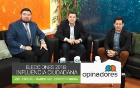 Elecciones 2018: influencia ciudadana