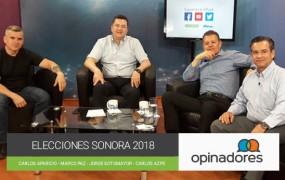Opinadores -Elecciones Sonora 2018