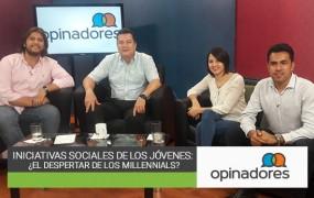 Opinadores – Iniciativas sociales de los jóvenes: ¿El despertar de los millennials?