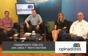 Opinadores – Transporte público: una larga y triste historia