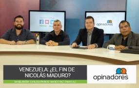Opinadores – Venezuela: ¿El fin de Nicolás Maduro?