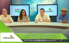 Opinadores – Informe de Indicadores 2019 de Hermosillo ¿Cómo vamos?