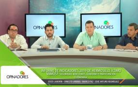 Opinadores – Indicadores de Hermosillo ¿Cómo vamos?