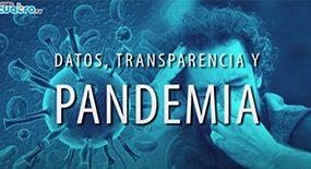 Datos, transparencia y pandemia
