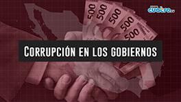 Corrupción en los gobiernos