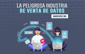 La peligrosa industria de venta de datos