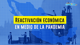 Reactivación económica en medio de la pandemia