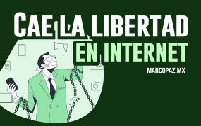Cae la libertad en Internet
